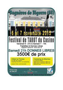 2015 - GP BAGNERES - Affiche -