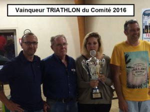 2016 - Triathon comité - Photo
