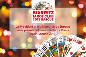 2017 - BIARRITZ VOEUX