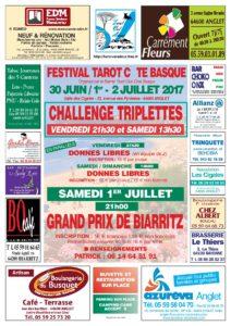 2017 - GP Biarritz (Affiche)