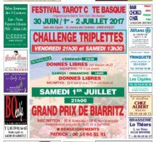 2017 – GP Biarritz (Affiche)