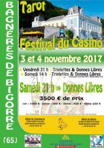 2017 FESTIVAL de BAGNERES (Affiche)