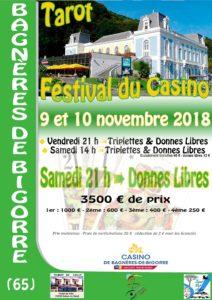 2018 - Festival BAGNERES (Affiche)