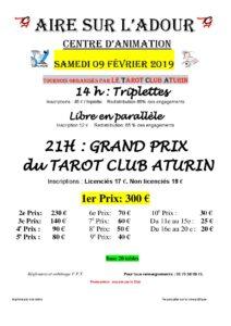 2019 - Grand Prix d'AIRE