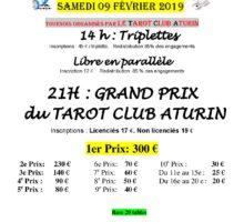 2019 – GP d AIRE – Affiche