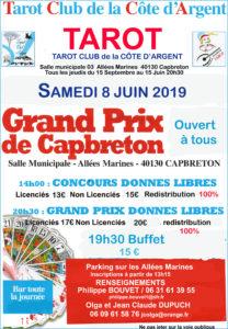 2019 - GP de CAPBRETON