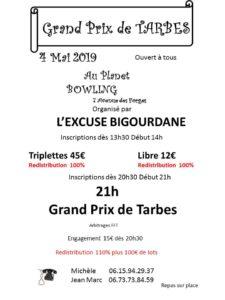 2019 - GP de Tarbes