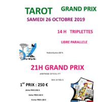 2019 – GP Maubourguet (Affiche)