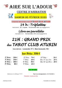 2020 - GP d'AIRE - (Affiche)
