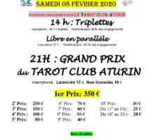 2020 – GP d'AIRE – (Affiche)