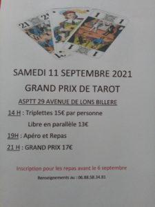 2021 - GP PAU (Affiche)
