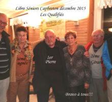 2015 – Libre Séniors Capbreton (Photo)
