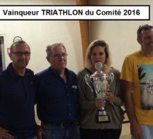 2016 – Triathon comité – Photo