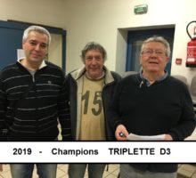 2019 – TD3 – Photo Vainqueurs