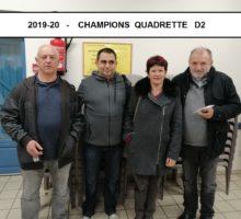 2019-20- QD2 – Photo Vainqueur