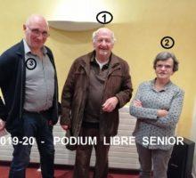 2019-20 – Qualif LIBRE Senior – Podium